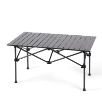 Quality Multi Function Foldable Home Side Coffee Table With Aluminum Top wholesale