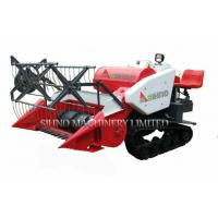 China New Mini Combine Harvester Machine/Reaper Binder for Rice/ Wheat, on sale