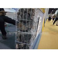 Quality Welded Wire Mesh Gabion Boxes Stone Cage/welded Gabion Basket wholesale