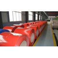 Quality 0.42mm Building Material Prepainted Galvanized Steel Coil for Steel Roof Sheet wholesale