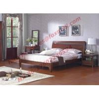 Quality Modern American design Solid Wood Bed for Luxcury Villa use wholesale