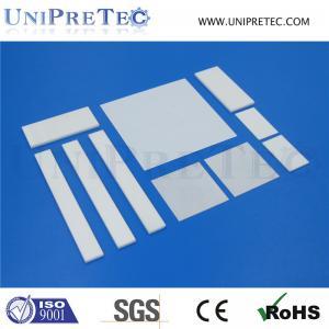 Quality Insulation Ceramic Alumina Al2O3 Substrates wholesale