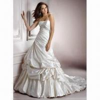 Quality 2012 Elegant Sweetheart Bridal Gown with High Quality wholesale
