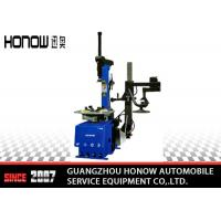 Quality 1.1 Kw Motor Tyre Repair Machine , Tyre Changer Machine 220V / 380V With Help Arms wholesale