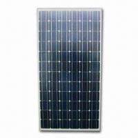 China 165W Solar Panel Module with MC Connectors, Measures 1,580 x 808 x 40mm on sale