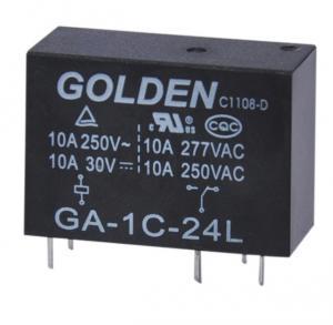 Quality ROHS 10 Amp 16 Amp General Purpose Relay GA-1P/GA-2P JQX-14F wholesale