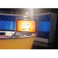 Buy cheap 98inch Touch Large Screen Built with Win 8 System 10 Points Touch LCD for Wall product