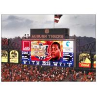 Quality Pixel Pitch10mm Outdoor LED Video Display 7500 - 8000nits Brightness wholesale