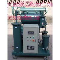 Quality Insulation Oil Purification Plant wholesale