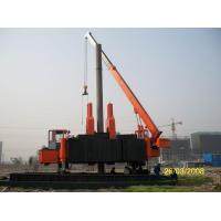 Quality Customized Hydraulic Static Hammer Pile Driver for Construction Site wholesale