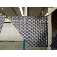 China Cladding Decoration Aluminum Mesh Panels A5052 More Strong And Safety on sale
