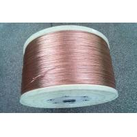 China copper clad aluminum stranded wire on sale