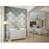 Cheap Fashion Modern Wood 3D Living Room Wallpaper for Home Wall  / Wall Art 3D Wall Panels for sale