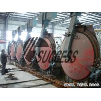 Quality Automatic AAC Autoclave High Temperature Cement Block Autoclaves wholesale