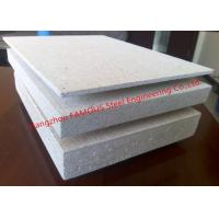 Quality Waterproof Mgo Board Fire Resistence Cement Fiber Glass Reinforced Magnesium Oxide Panel wholesale