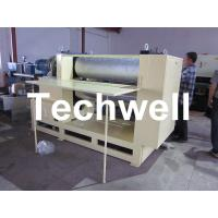 Quality 1200 / 1220 / 1250mm MDF Embossing Machine With Temperature Control System wholesale