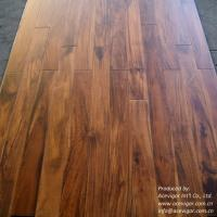 Quality Small Leaf Acacia Solid Flooring wholesale