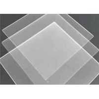 Quality High Transparent  Low Iron Solar Glass / Solar PV Glass For Wall Covering wholesale