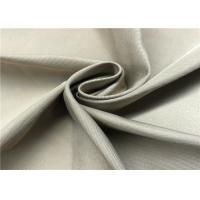 Quality Poly Cotton Trench Coat Fabric Coated Cotton Fabric 4/2 Right Twill For Autumn And Winter Coat Suit wholesale