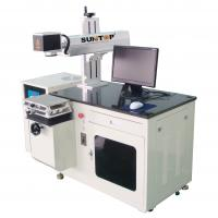 Quality Water Cooling 50w Diode Laser Marker For Metal Products / Barcode Marking wholesale