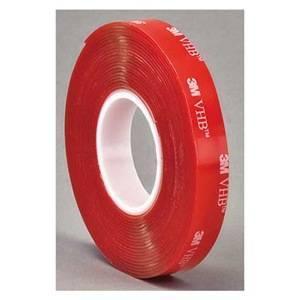 Quality 3M VHB 4905 double sided acrylic foam tape wholesale