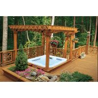 Cheap Strand Woven Bamboo Decking for sale
