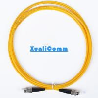 Quality 3M Single Mode FC FC Patch Cord USA CORNING Fiber Core Stable Transmission wholesale