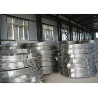 Quality 316 Series Stainless Steel Alloy Steel Wire Rod , Anti Acid Steel Wire Rod Coils wholesale