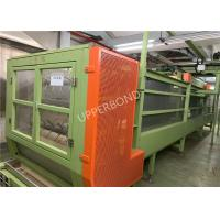 Quality GJB9001 Double - Deck Silo For Tobacco Primary Processing Threshing Line Two Distributing Modes wholesale
