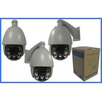 Quality High-definition Middle speed IR synchronization zoom PTZ Network Camera night vision wholesale