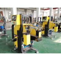 China Automatic Iml Injection Molding Machine Robot Arm In Mold Labeling System on sale