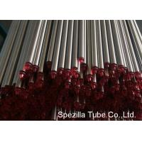 Quality TP316 / 316L Stainless Steel Round Tube With Outside Polished ASTM A269 6mm - 25.4mm wholesale
