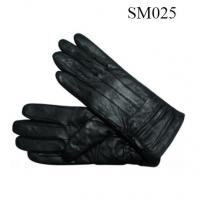 Quality Men sheep leather gloves high quality SM025 men leather glove warm gloves wholesale