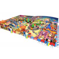 China Ball Pool Commercial kids Indoor Play area 480 m²  indoor playground equipment for business on sale