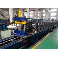 Quality Cassette Type Rack Roll Forming Machine Heavy Duty Upright Racks Producing Use wholesale