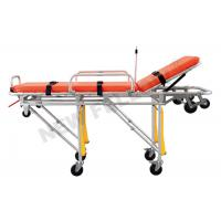 Quality Roll in Self Collapsible Aluminum Ambulance Stretcher Patient Transfer Stretcher wholesale
