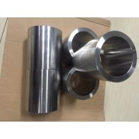 China TP304L TP316L Seamless Stainless Steel Sleeve Rolling Or Drawing CNC Machining on sale