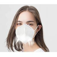 Quality Disposable Non Woven KN95 Face Mask Foldable For Dusty Operations wholesale