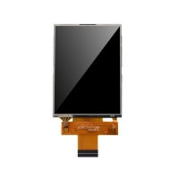 Quality Colorful White LED LCD Screen 240x320 2.8 Inch TFT Display With Rtp wholesale