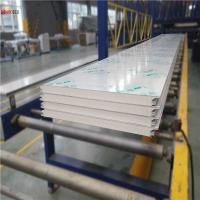 Cheap Hot! CE Proved Insulating Polyurethane Sandwich Wall Panel for sale
