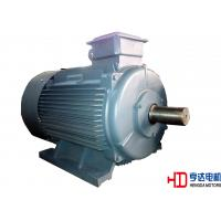 Quality 8 Pole 120HP Permanent Magnet Synchronous Motor 200KW Variable Speed Electric Motor wholesale