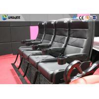 Quality Simple Operation 4D Cinema System 4DM Movement Seats / Independent Research Software wholesale