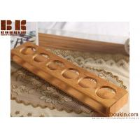 Quality High quality factory price customized wooden egg holder for kitchen appliance wholesale