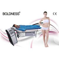 Quality Relax Muscle Infrared Slimming Pressotherapy lymphatic Drainage Machine For Shaping Body / Skin Lifting wholesale
