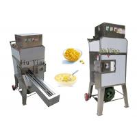 China Professional Vegetable Processing Equipment / Corn Kernel Remover Machine on sale