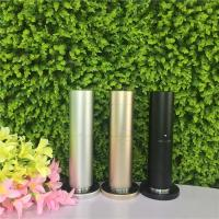 Quality Noise Free Silver Scent Air Machine , Electric Aromatherapy Diffuser With Touch Panel wholesale