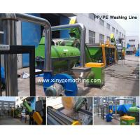 Quality HDPE bottle Plastic Washing Line Stainless steel for wet contacting parts wholesale
