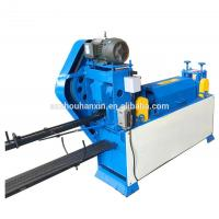 China Best Price Rebar Steel Wire Straightening and Cutting Machine Wire Flattening Machine on sale