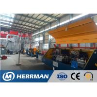 China High Energy Saving  Copper Continuous Casting Machine And Rolling Mill Low Noise on sale