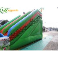 China CE Commercial Inflatable Slide Rental Fire Proof / UV-Resistance For home use on sale
